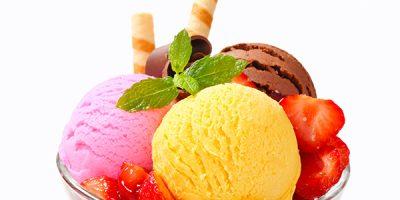 dondurma faydalı mı