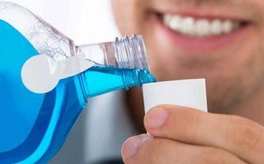 ağız bakım suyu